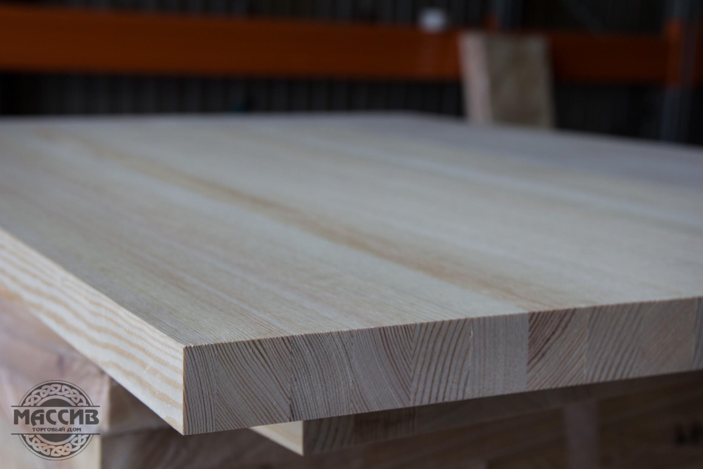 площадки - элемент деревянной лестницы